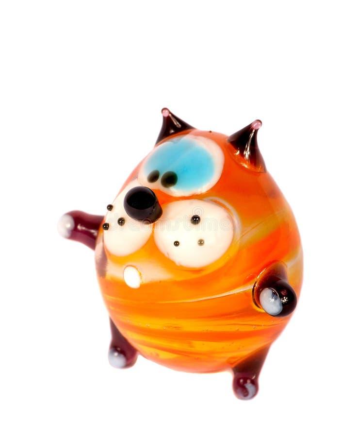 Gato do brinquedo imagem de stock royalty free