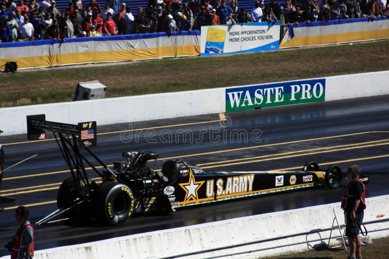 Download Gator Nationals U.S. Army editorial image. Image of throttle - 24777195
