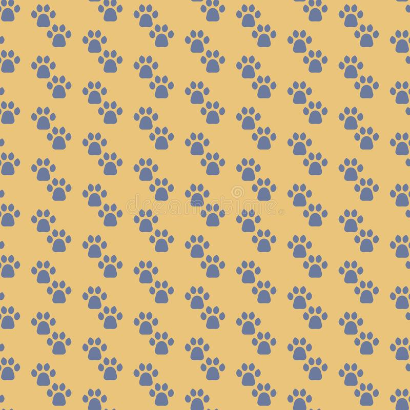 Gatos Paw Print libre illustration