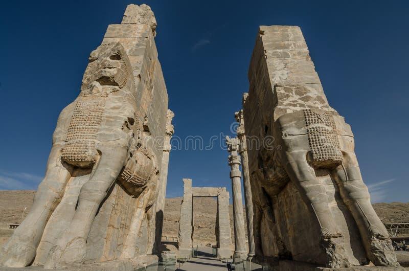 Gatter aller Nationen, Persepolis stockbilder