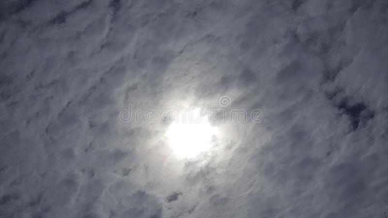 Gatter des Himmels lizenzfreies stockfoto