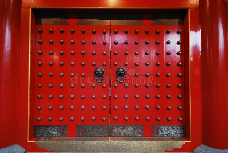 Gatter-Türen stockfoto