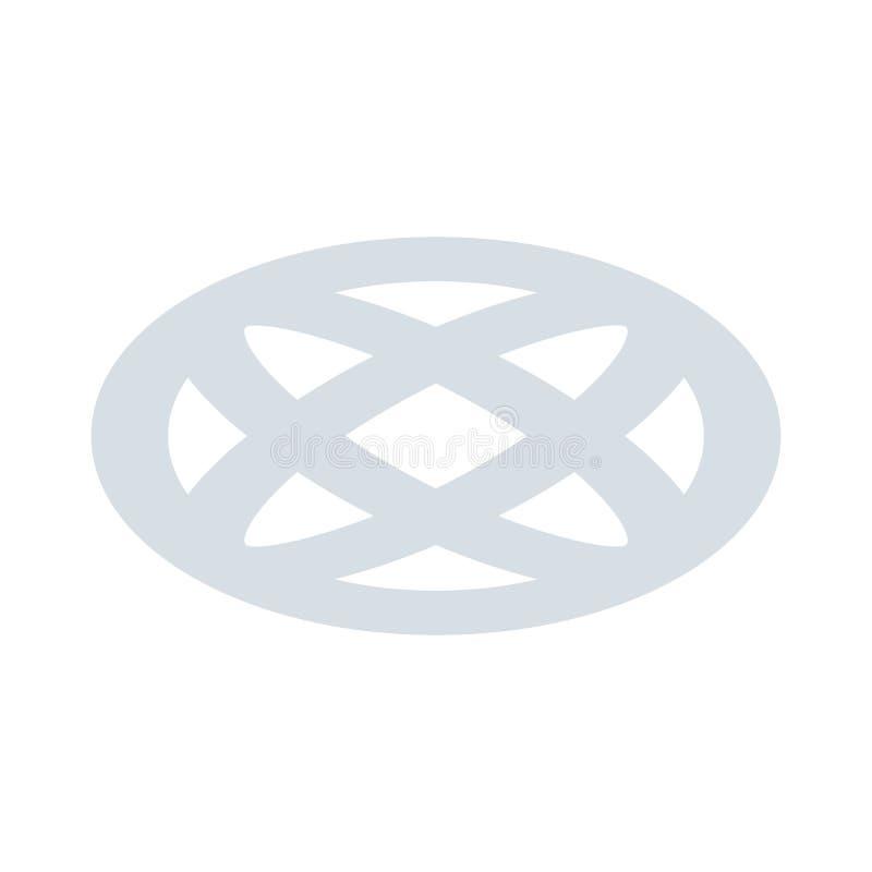 Gatunek szyldowa ikona, isometric styl ilustracja wektor