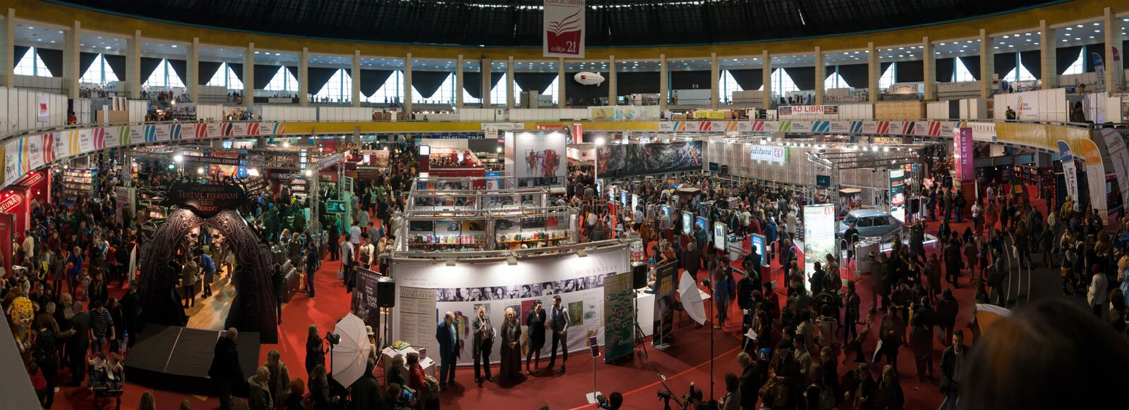 Gaudeamus International Book and Education Fair 2014 stock photography