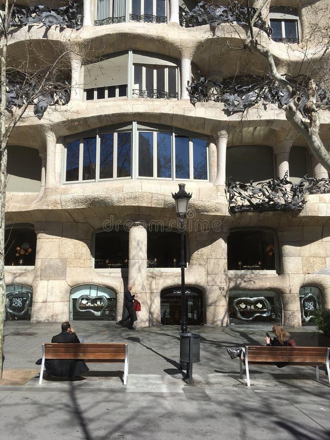 Gaudi imagen de archivo libre de regalías