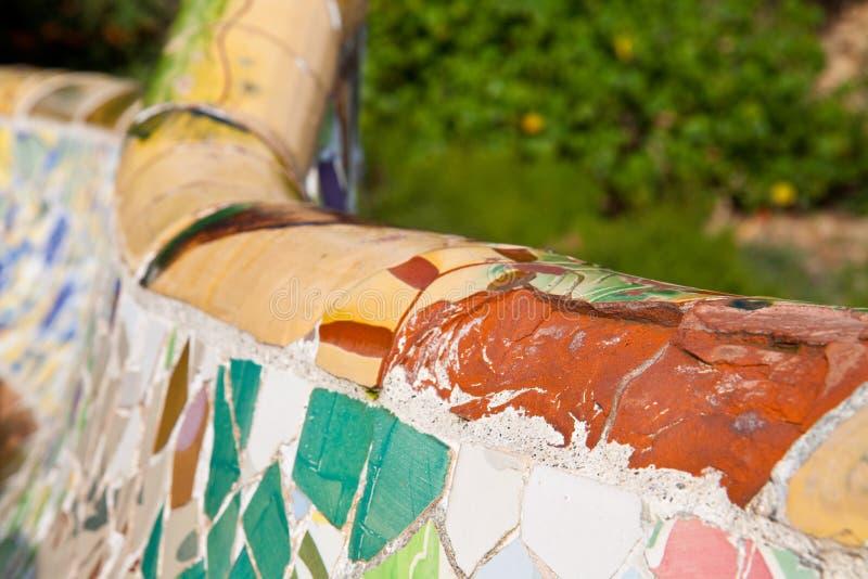 Download Gaudi Bench Royalty Free Stock Images - Image: 22134259