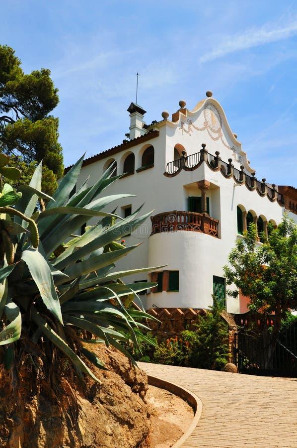 Gaudi dom fotografia royalty free