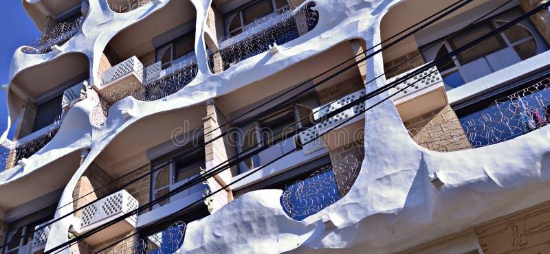 Gaudi em Tel Aviv imagens de stock royalty free
