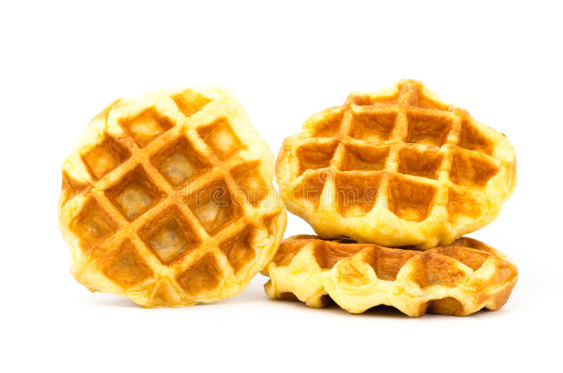 gaufre photo stock