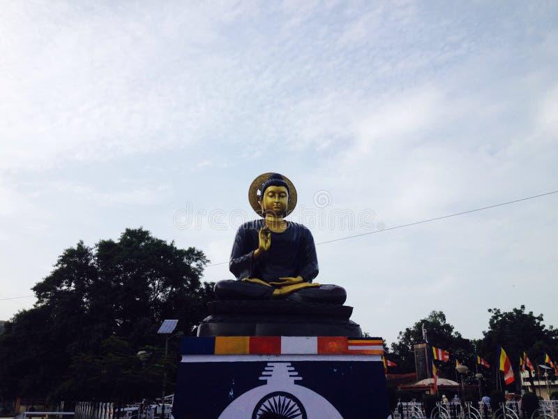 Gautam Будда стоковое фото
