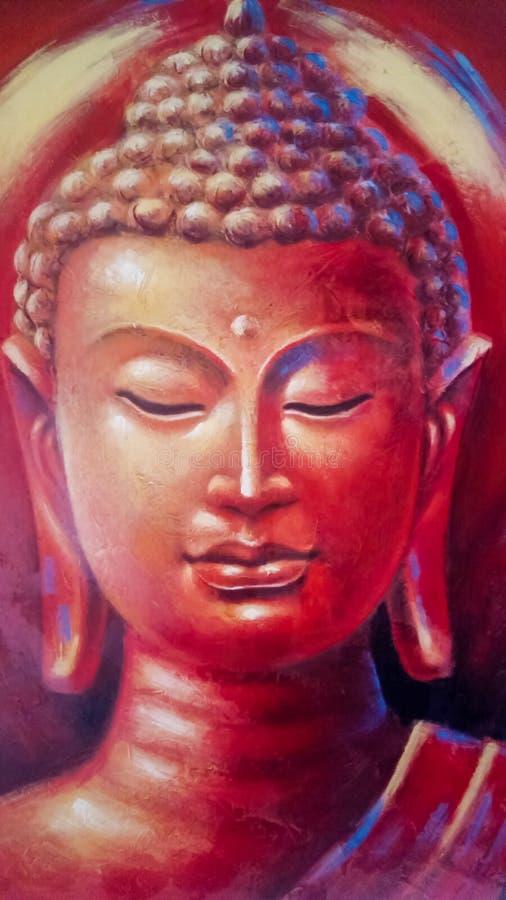 Gautam Buddha stock foto's