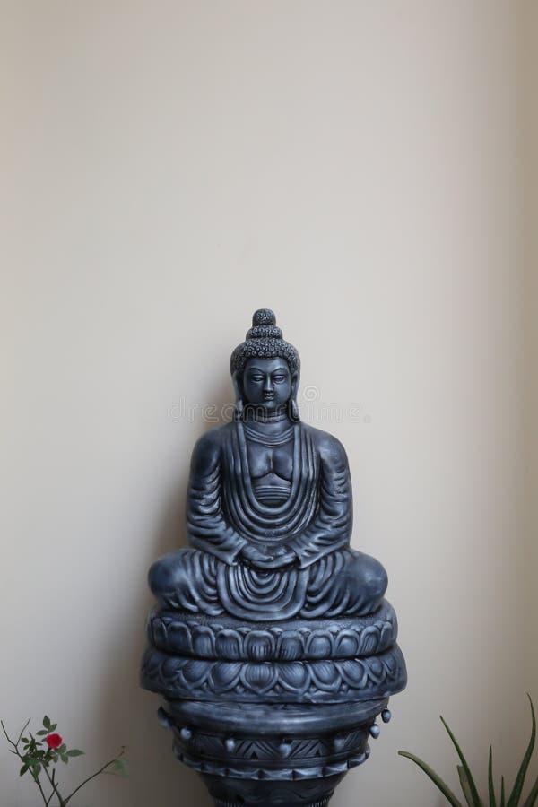 Gautam Buddha foto de stock