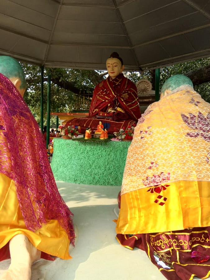 Gautam Buddha fotografia de stock royalty free