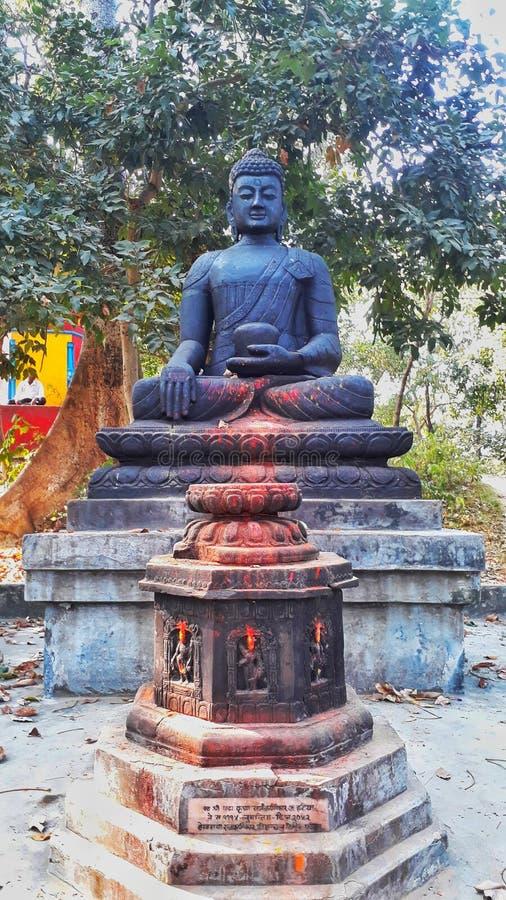 Gautam Buddha fotografia stock libera da diritti