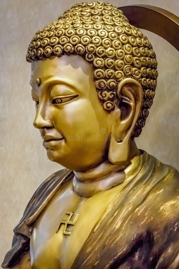 Gautama Boedha royalty-vrije stock foto