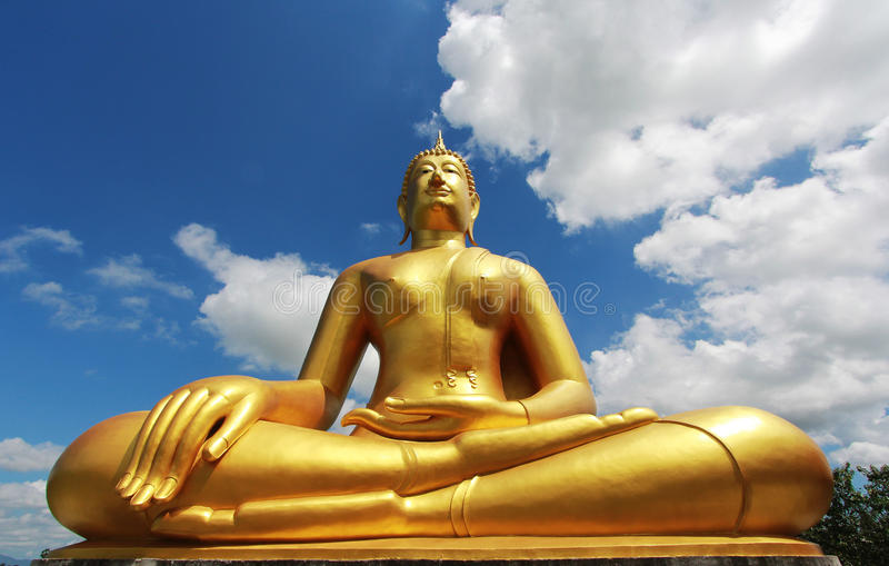 Gautama Boedha royalty-vrije stock fotografie