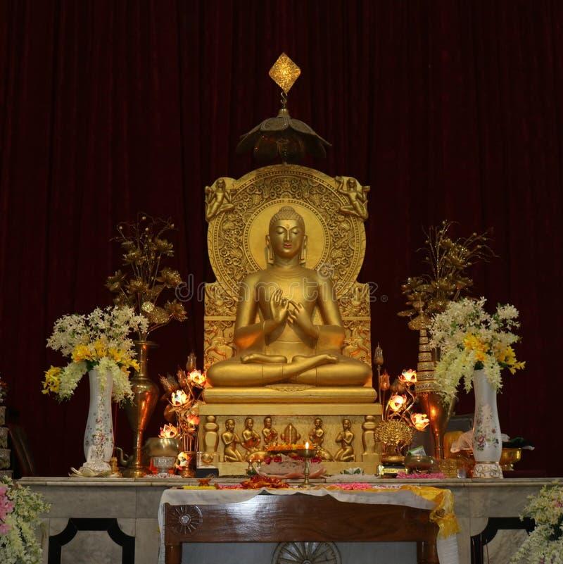 Gautama Buddha 免版税库存照片
