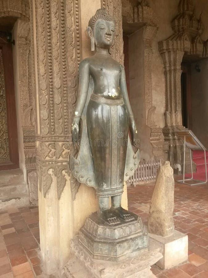 Buddha, Laos, Vientiane, South East Asia. Gautama Buddha, also known as Siddhārtha Gautama, Shakyamuni Buddha,or simply the Buddha, was an ascetic and sage,on royalty free stock photos