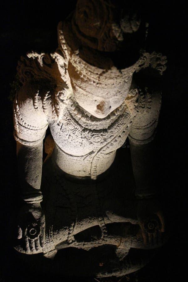 Gautama Buddha staty royaltyfria bilder