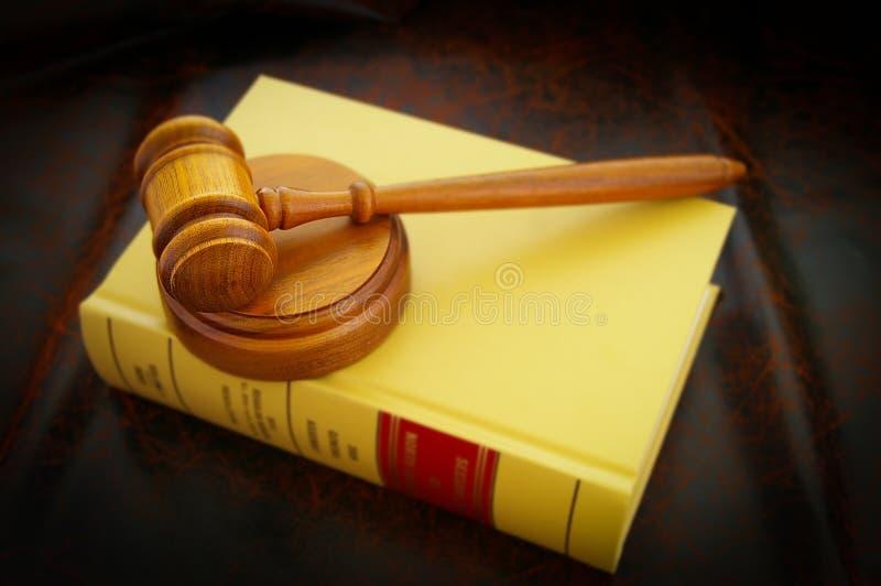 gavel νομικό στοκ φωτογραφία