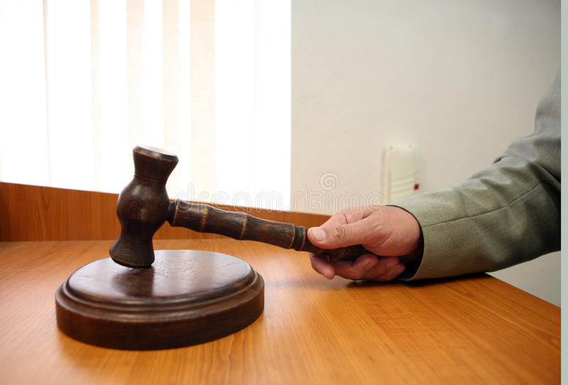 Download Gavel stock image. Image of court, isolated, judge, criminal - 9502555