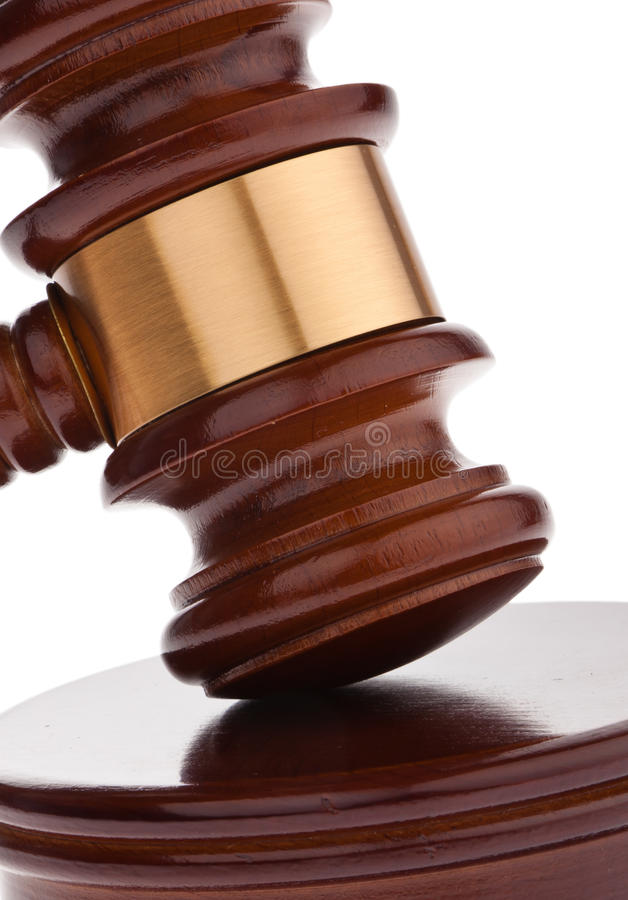Download Gavel. Auction Hammer In Court. Stock Image - Image: 18171621