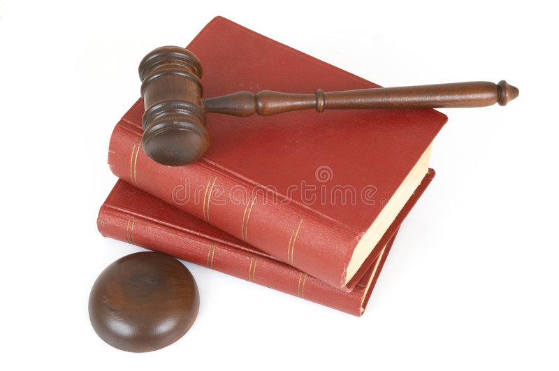 Download Gavel And Books Stock Photos - Image: 1497233