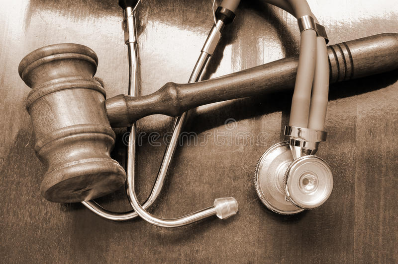 Download Gavel And Stethoscope Stock Images - Image: 30450764