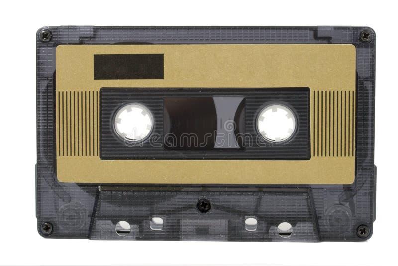 Gaveta audio (fita) isolada foto de stock royalty free