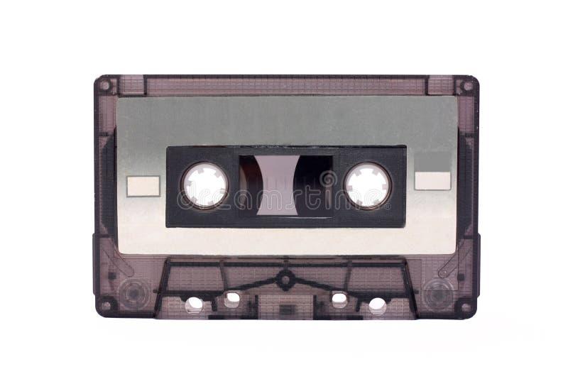 gaveta compacta Cinzento-transparente isolada foto de stock royalty free