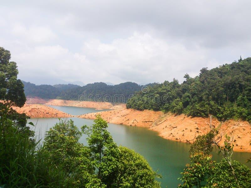 Gavi, Kerala fotografie stock libere da diritti