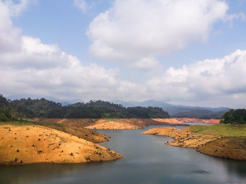 Gavi, Kerala fotografia stock