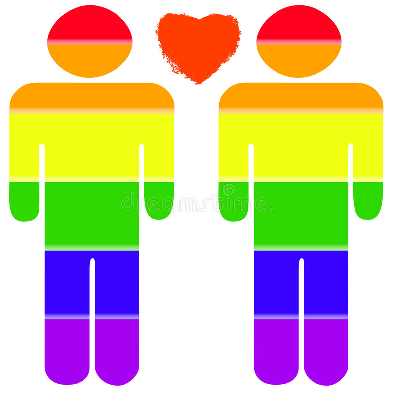 Download Gay Pride stock illustration. Image of colour, symbols - 2851386