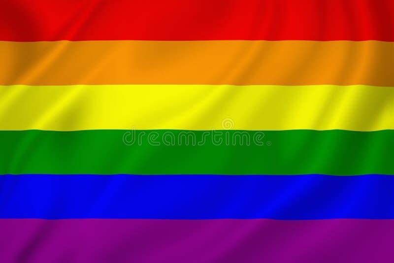 Gay pride royalty illustrazione gratis