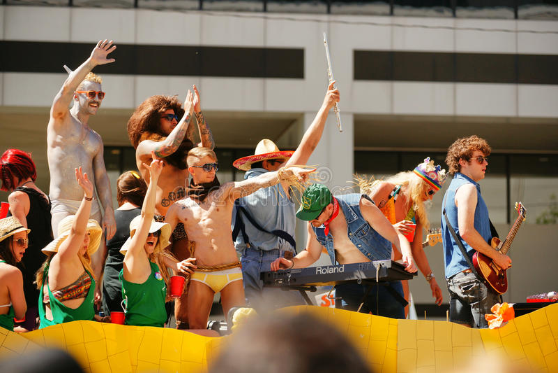 Download Gay Pride Parade editorial photo. Image of lgbt, lesbian - 28357451