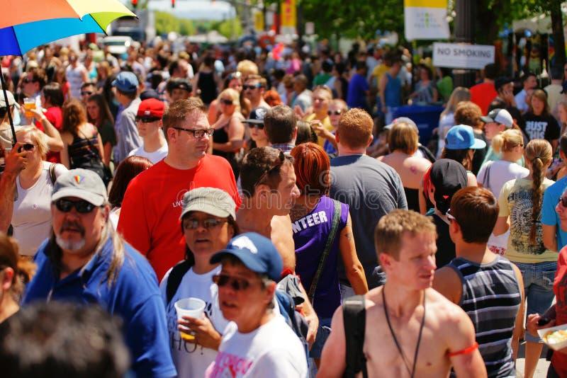 Gay Pride Parade Editorial Image