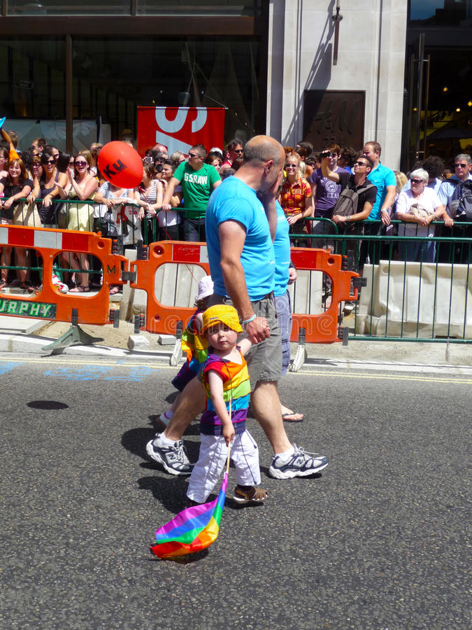 Download Gay Pride Parade Day 2010 In Central London Editorial Photo - Image: 15068436