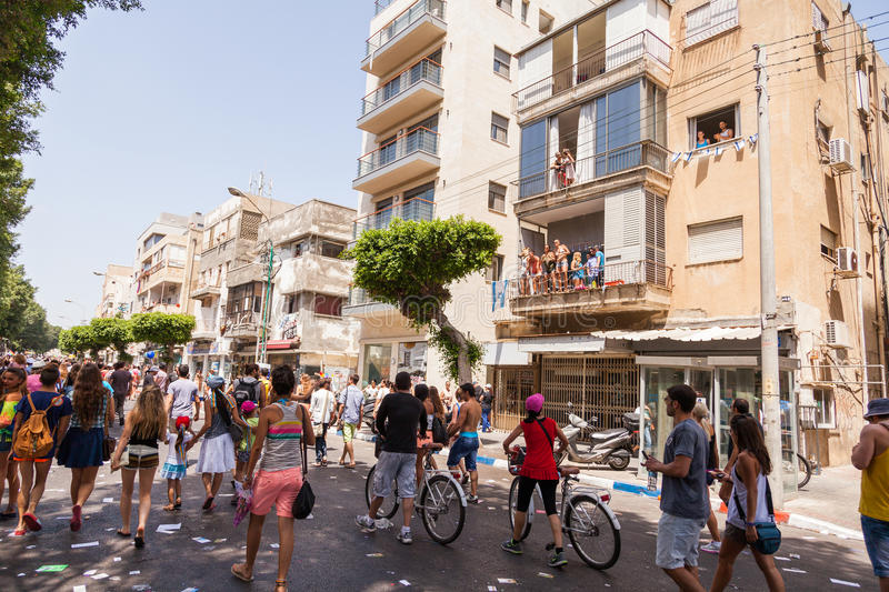 Download Gay Pride Parade Tel-Aviv 2013 Editorial Stock Image - Image: 31504679