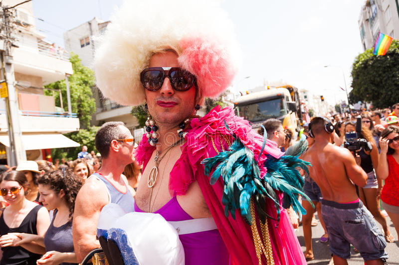 Download Gay Pride Parade Tel-Aviv 2013 Editorial Photo - Image: 31508596