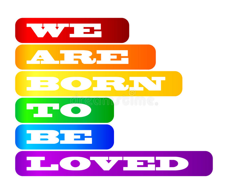 Download Gay Pride Poster Royalty Free Stock Photography - Image: 25629087
