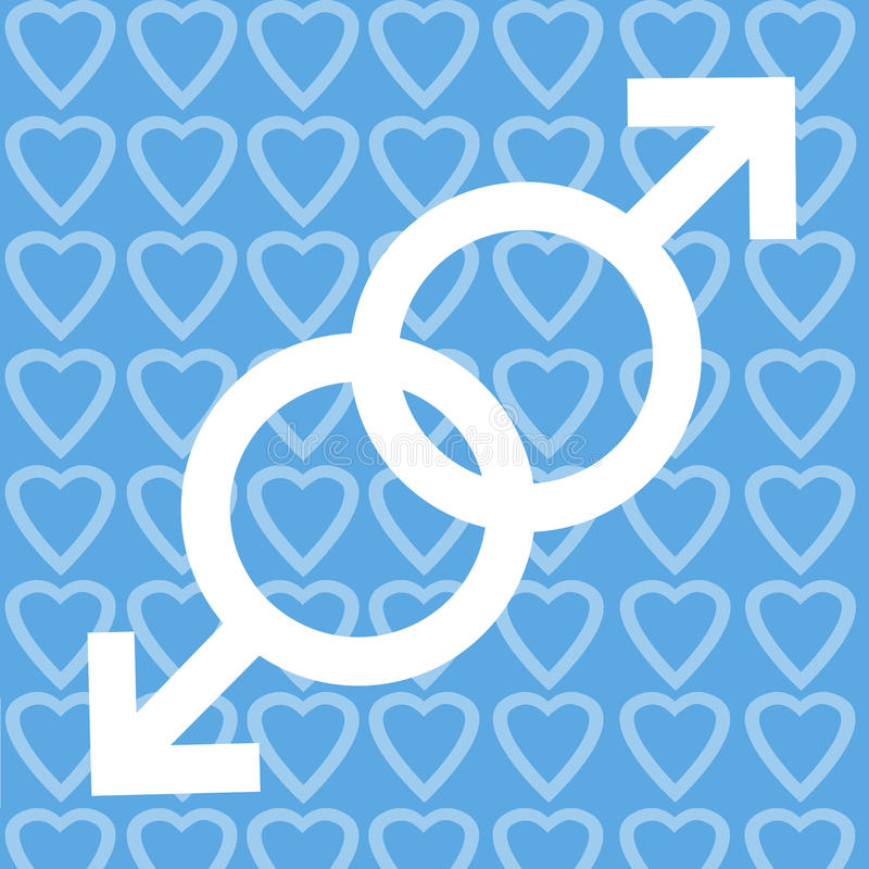 Download Gay Pride Symbols Of Love Stock Images - Image: 13255014