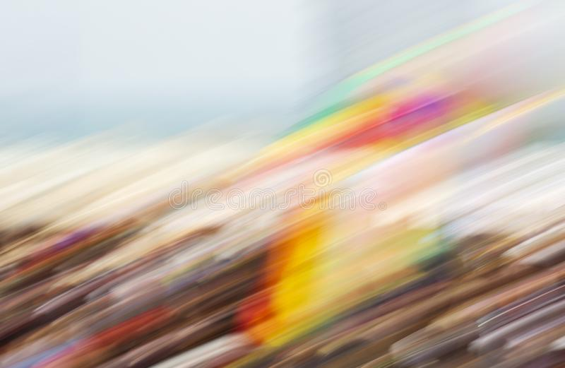 Gay rainbow flag, abstract motion blur effect. Gay rainbow flag, abstract motion blur effect royalty free stock images