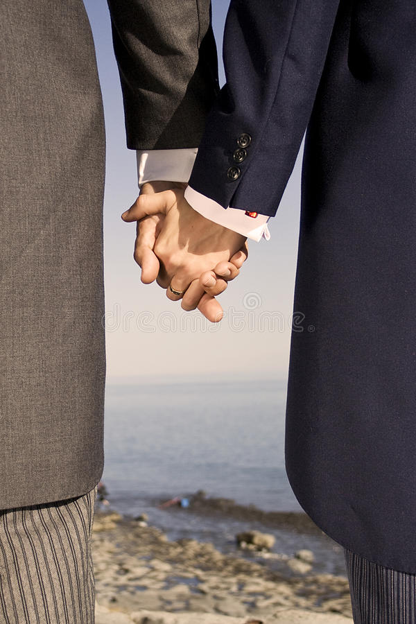 Gay Valentines Royalty Free Stock Images