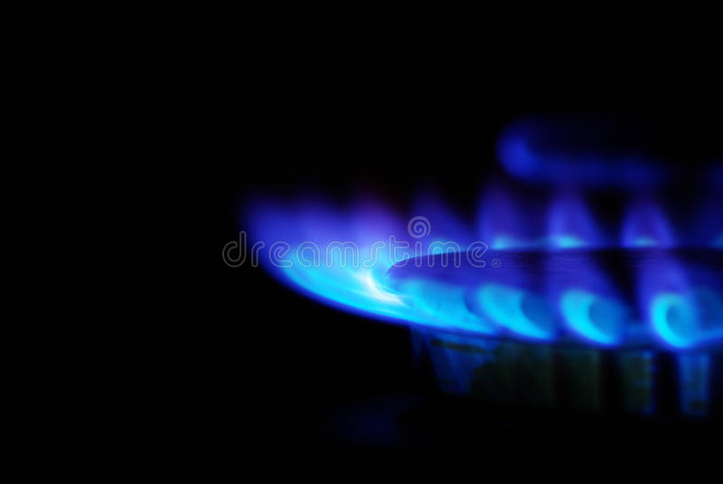 gaz obraz stock