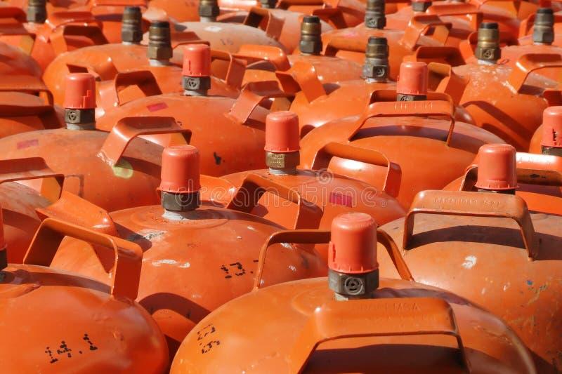 Download Gaz de bouteilles photo stock. Image du heat, gaspillage - 8659134