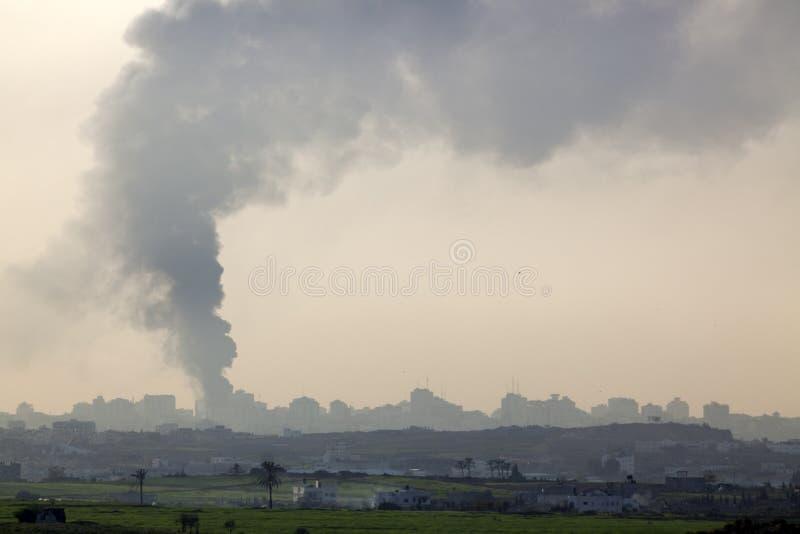 Gazaremsan royaltyfri fotografi