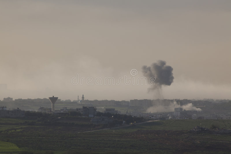 Gazaremsan arkivfoto