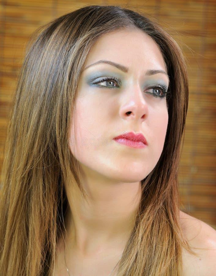 Download Gaze girl stock photo. Image of girl, hairstyle, fashion - 30885926