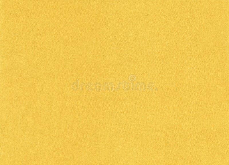 Gazebeschaffenheitshintergrund Goldenes Luxusgewebe stockfoto