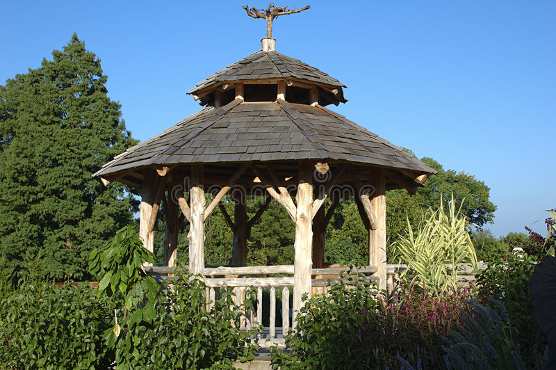 Download Gazebo stock image. Image of detail, outdoors, home, awning - 20793